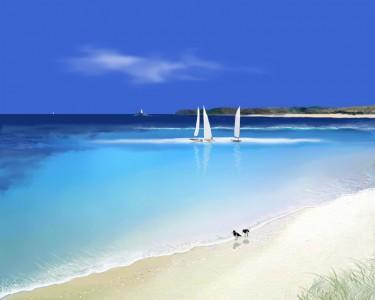 Sandbar - St Ives