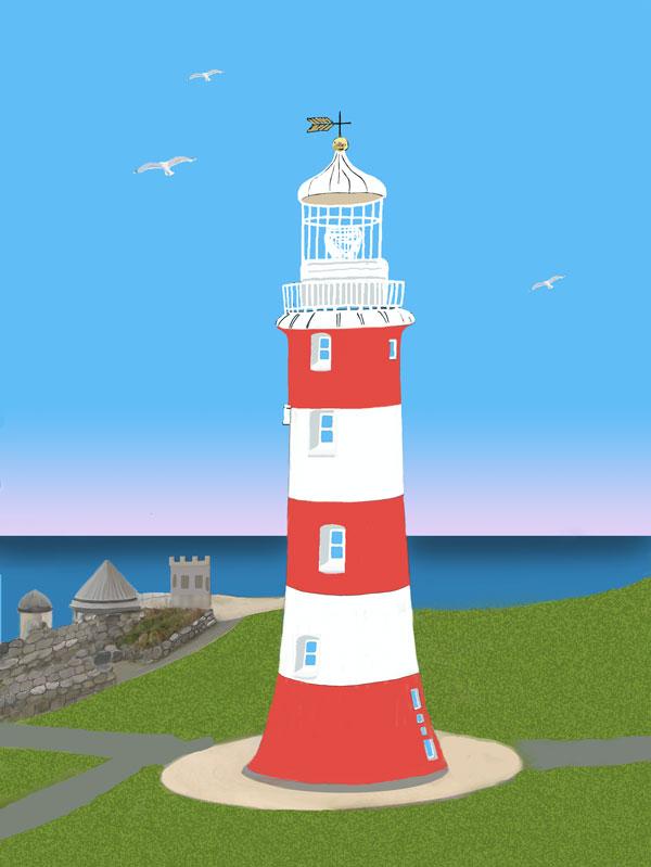 Around Cornwall Art Blue Harbour Gallery