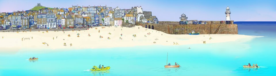 Low Tide - St Ives