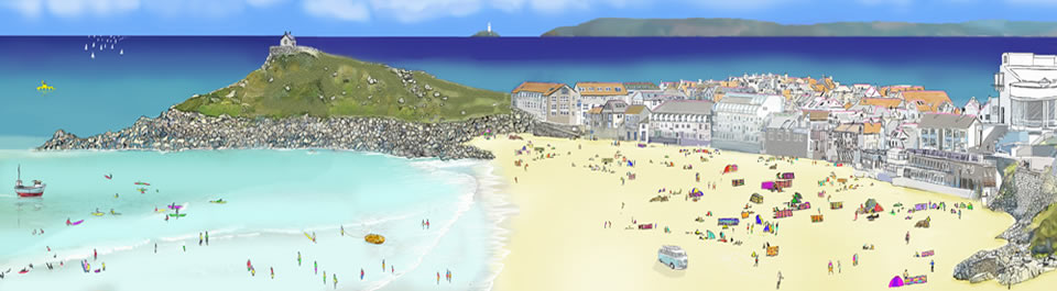 Porthmeor Holiday