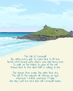 Call of Cornwall by Malcolm Bowmer